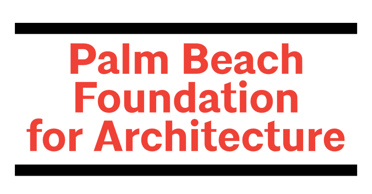 AIA Palm Beach Foundation for Architecture
